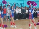 Открытие спортзала в честь Олимпиады 2014